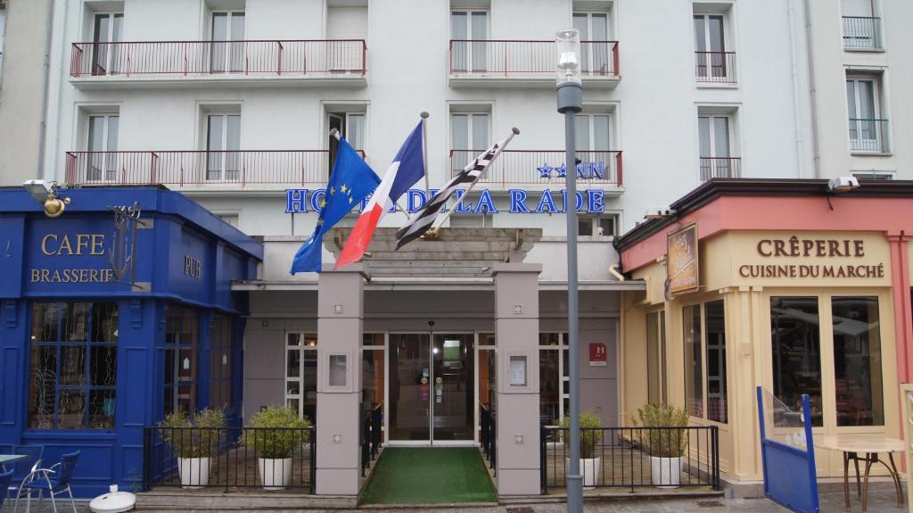 Hotel De La Rade Brest, France