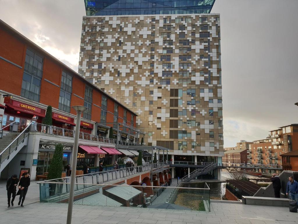 Hotel Indigo BIRMINGHAM - Laterooms