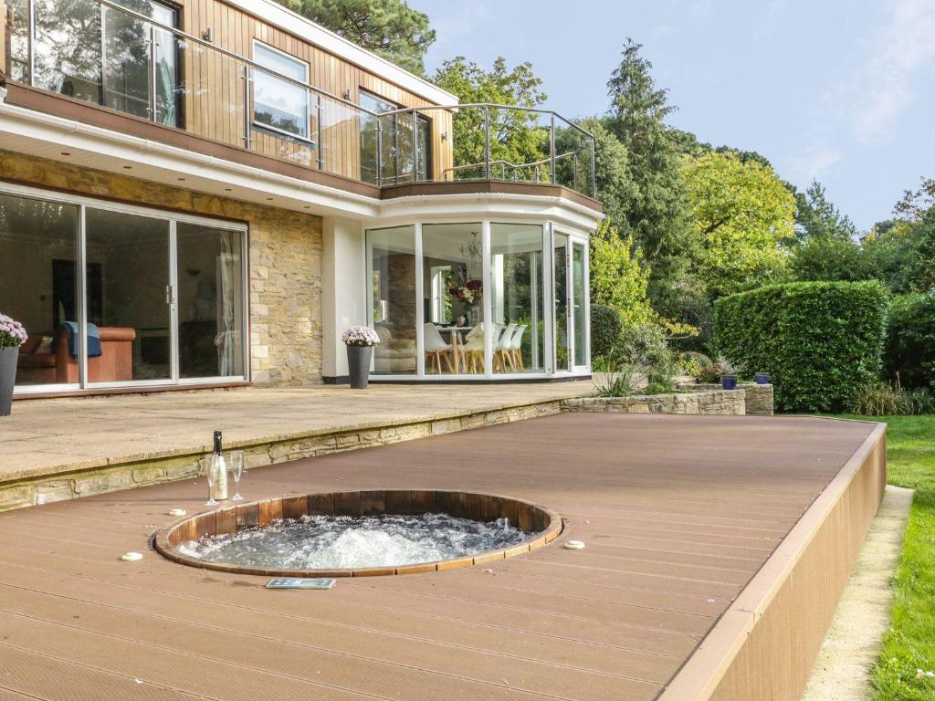 Branksome Wood House - Laterooms