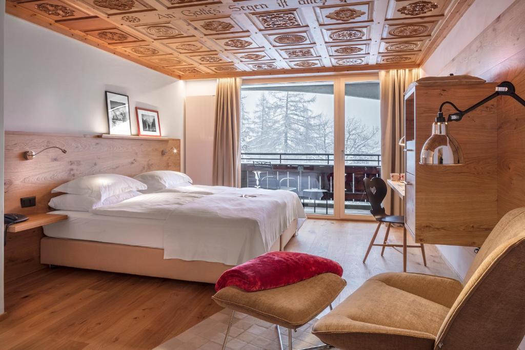 Swiss Alpine Hotel Allalin Zermatt, Switzerland