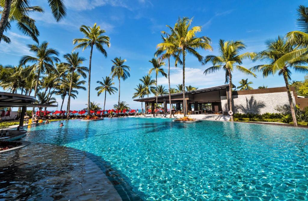 Bassein majutusasutuses Ramada Resort by Wyndham Khao Lak - SHA Plus või selle lähedal