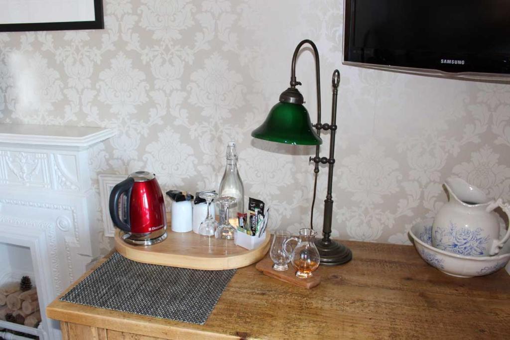 Invernevis Bed & Breakfast - Laterooms