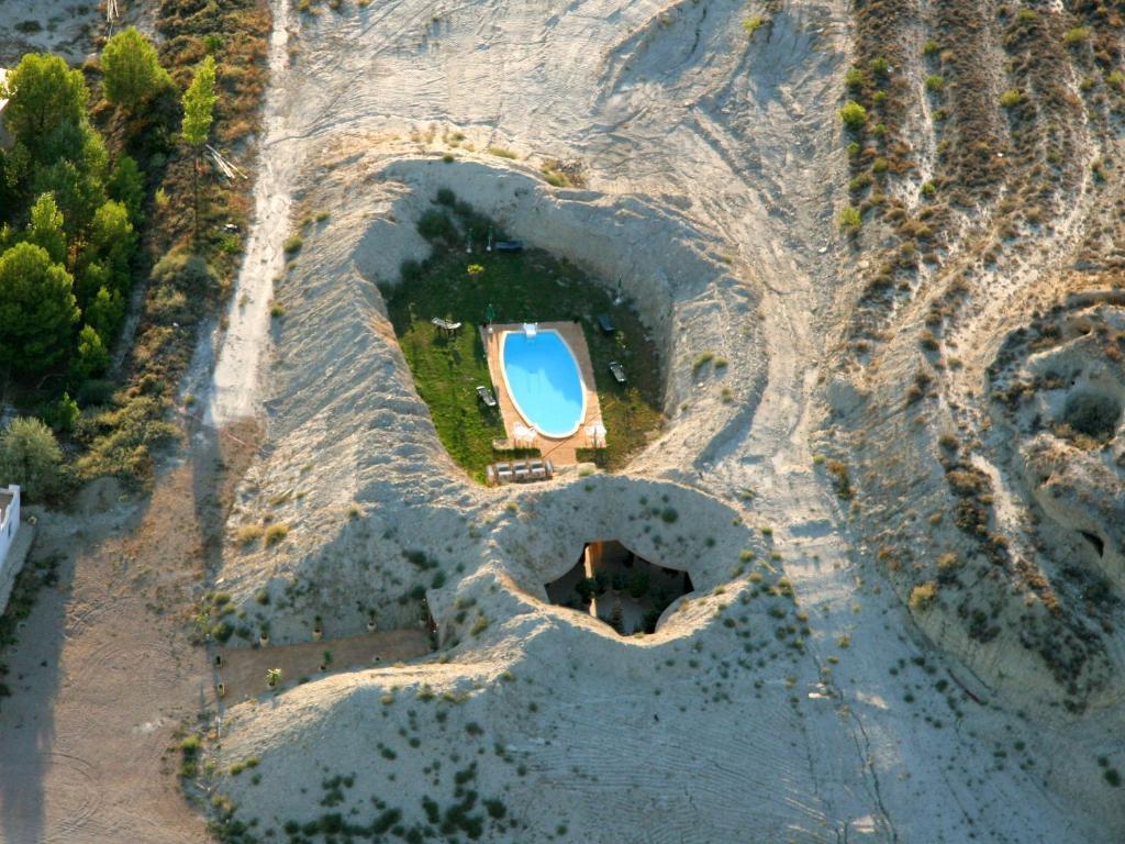 Hotel Cueva Tardienta Monegros-Adults Only