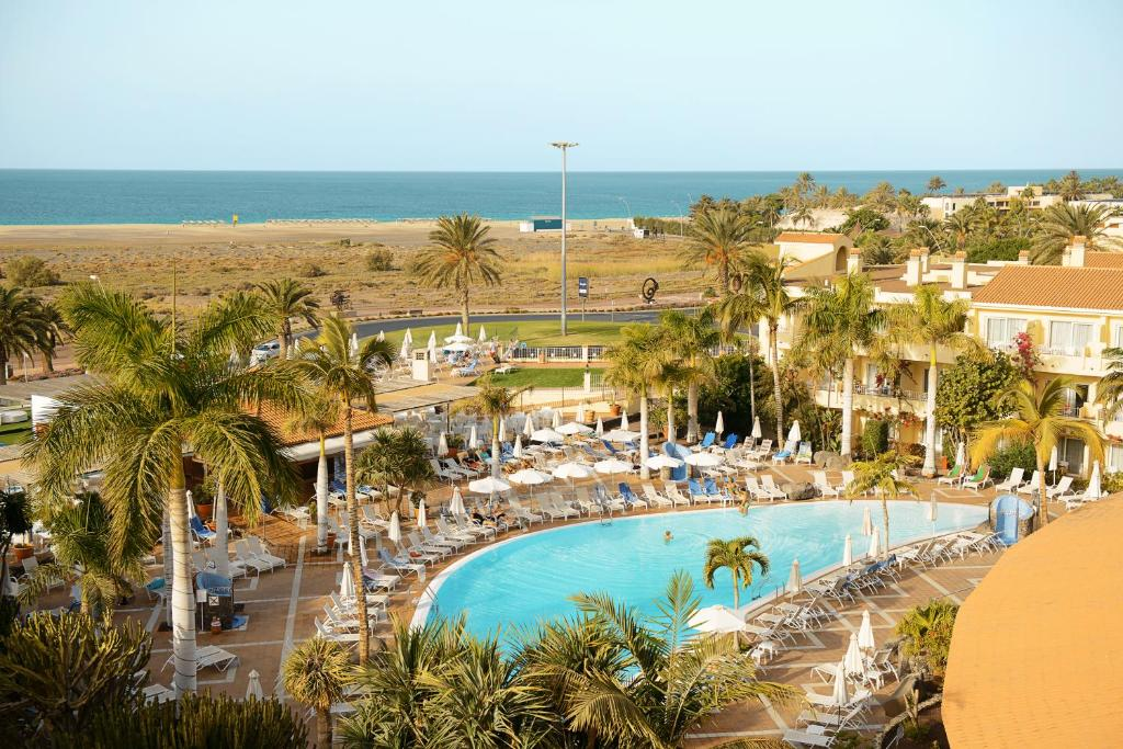 A view of the pool at Buganvilla Hotel & SPA or nearby
