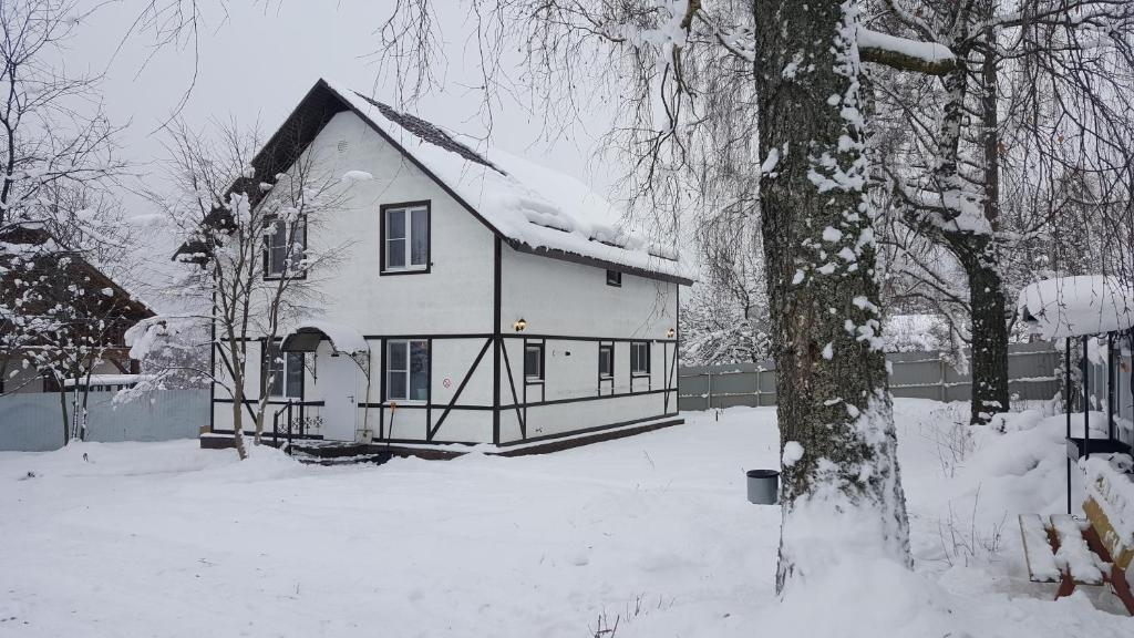 DomStepanovo during the winter