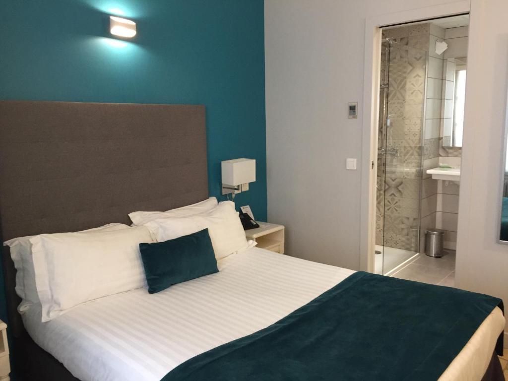 Hotel Saint Louis Bastille - Laterooms