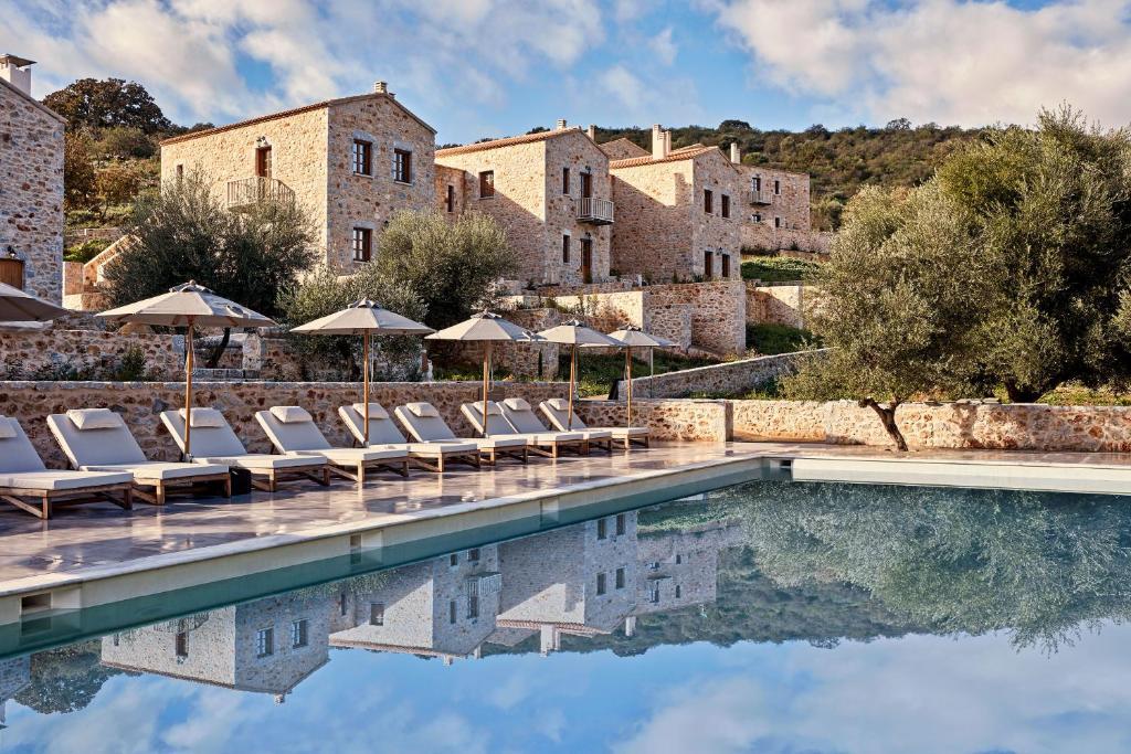 100 Rizes Seaside Resort Gythio, Greece