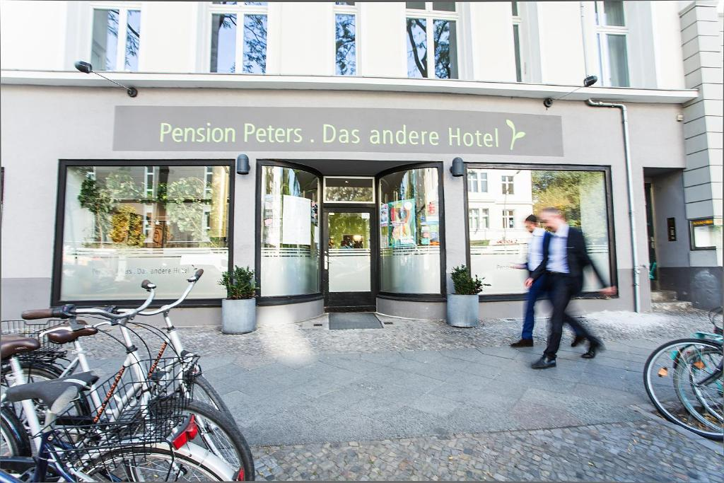 Pension Peters - Laterooms