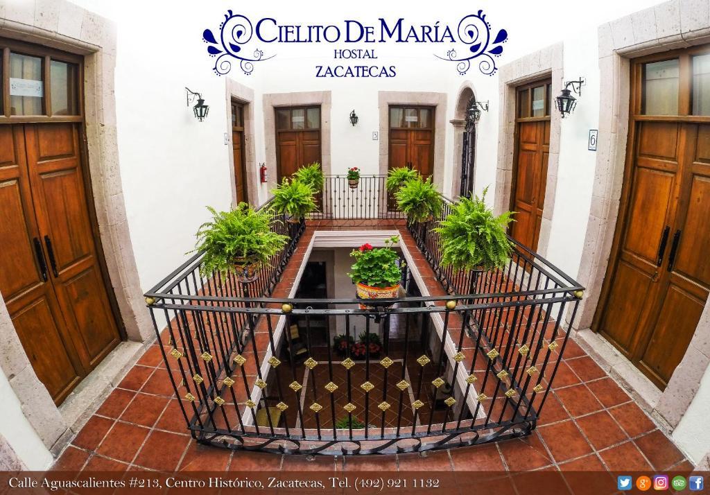 Hostal Cielito De María