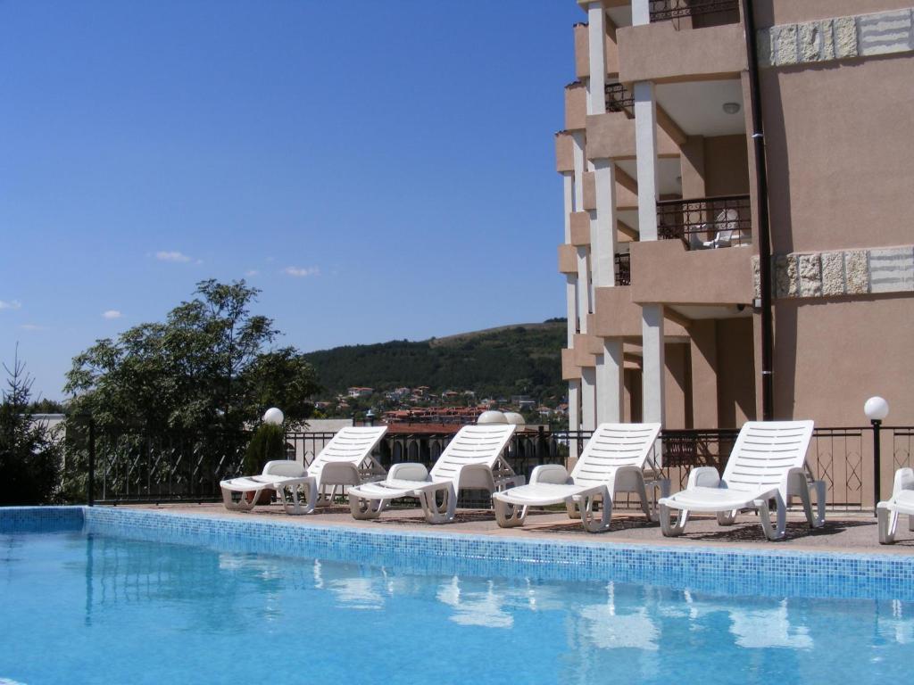 Hotel Naslada Balchik, Bulgaria