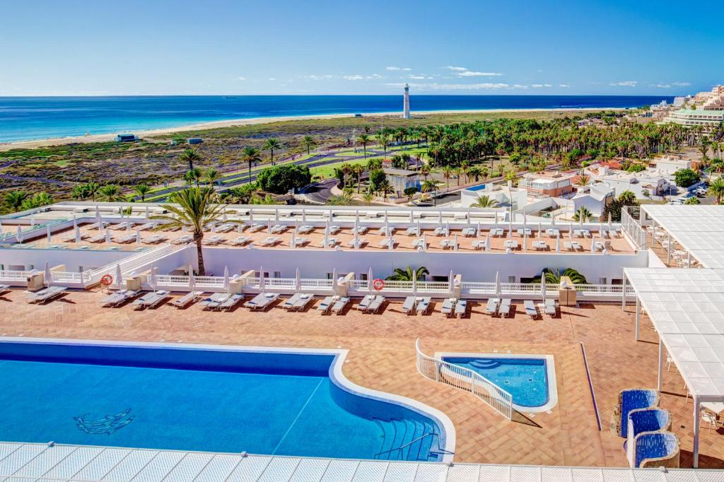 A view of the pool at SBH Maxorata Resort or nearby