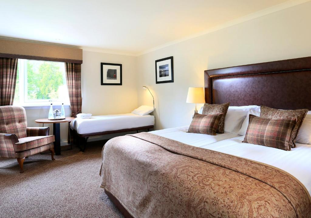 Macdonald Morlich Hotel - Laterooms