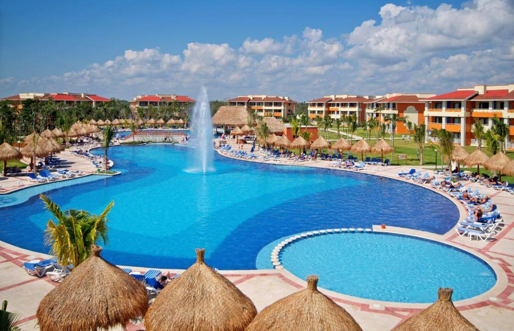 A view of the pool at Bahia Principe Grand Coba - All Inclusive or nearby