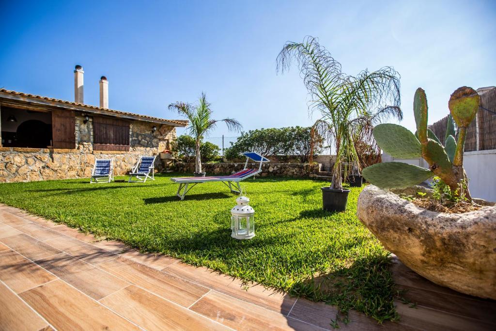 Giardino di Villa Ammari