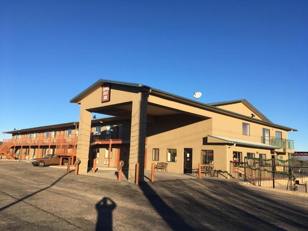 COPPER STAY INN Benson AZ I-10 Exit 304