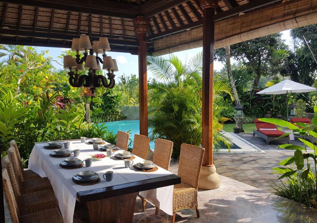 Villa Kompiang Bali