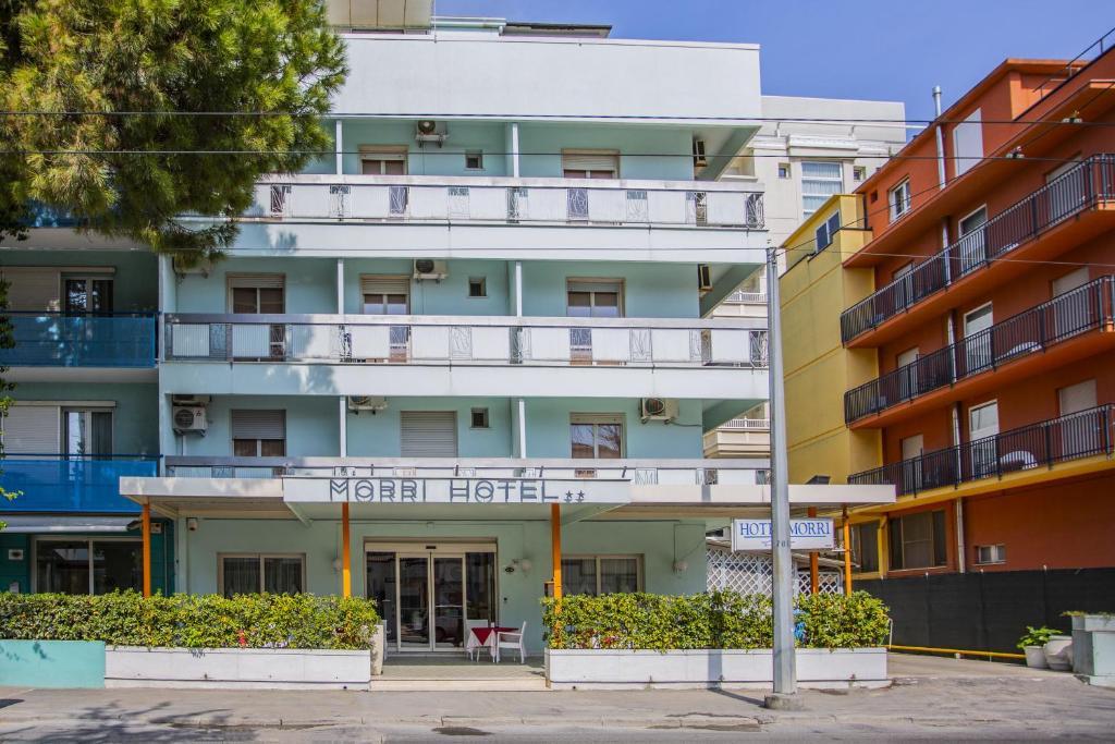 Hotel Morri Riccione, Italy