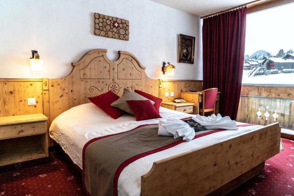 Hotel Le Relais Alpin Les Mosses, Switzerland