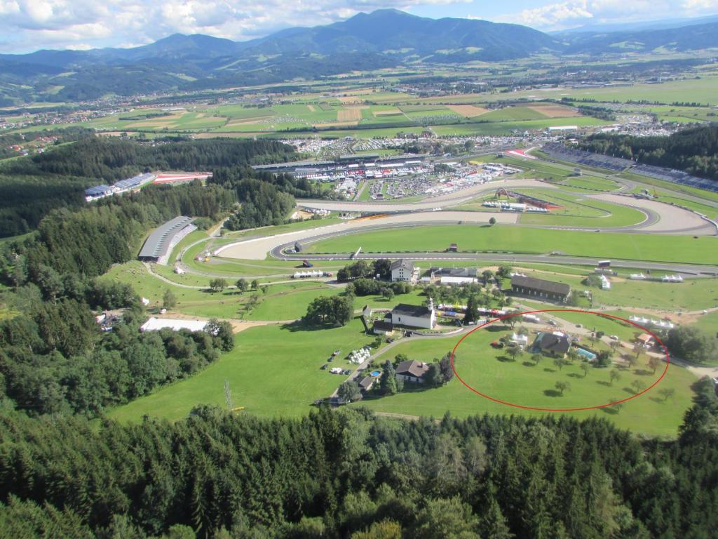 Haus Dietrich am Red Bull Ring