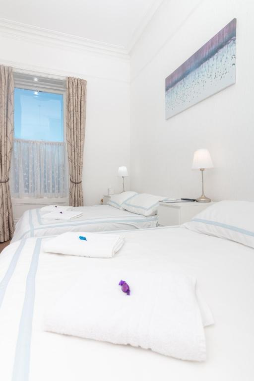 Shaftesbury Lodge Guest house - Laterooms