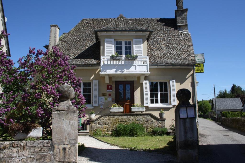 Auberge de Saint Julien Aux Bois Saint-Julien-aux-Bois, France