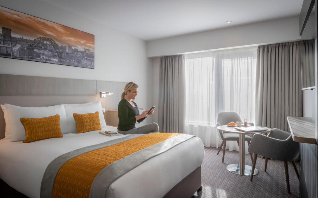 Maldron Hotel Newcastle - Laterooms