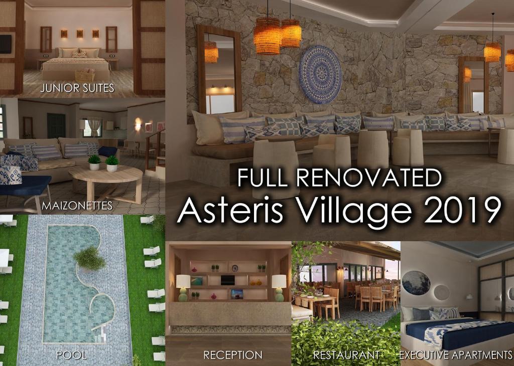 Asteris Village - Laterooms