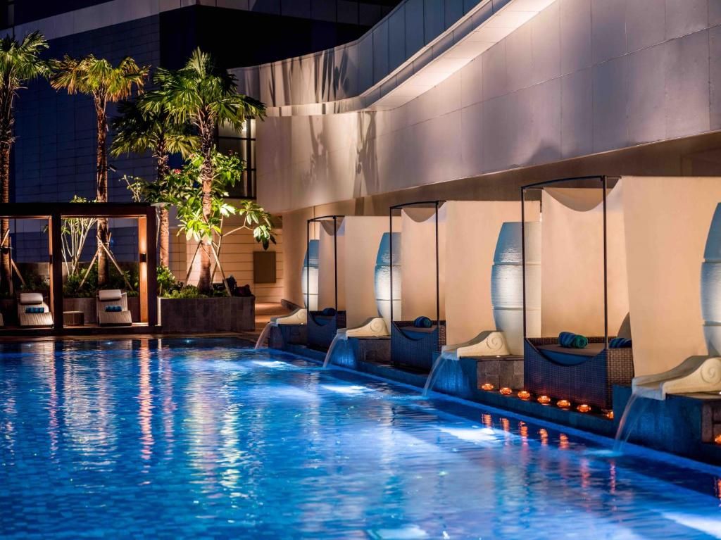 The swimming pool at or close to InterContinental Hotels Jakarta Pondok Indah, an IHG Hotel