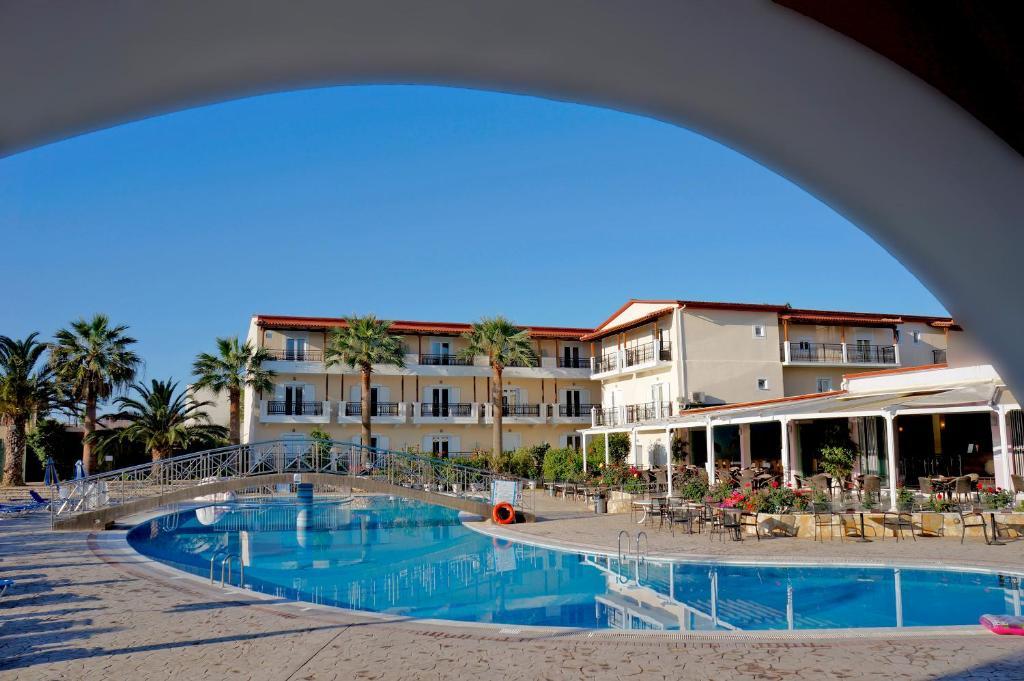 Majestic Hotel & Spa Laganas, Greece
