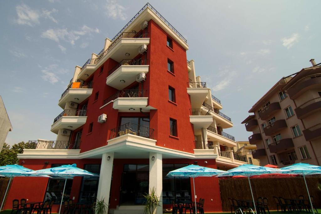 Salena Plaza Hotel Primorsko, Bulgaria