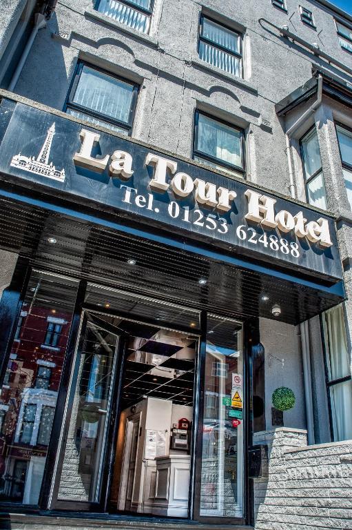 La Tour Hotel - Laterooms