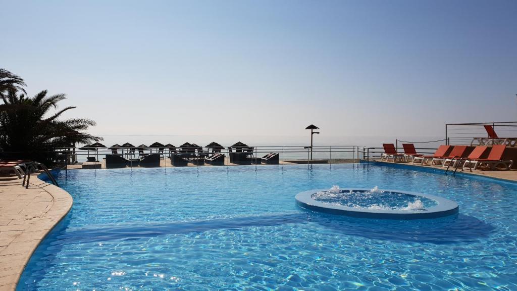 The swimming pool at or near Village Vacances La Vallicella