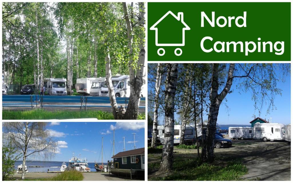 The swimming pool at or near Nord Camping Karelia
