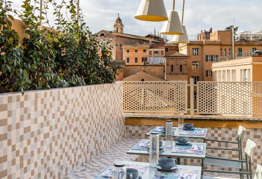 Condominio Monti Rome, Italy