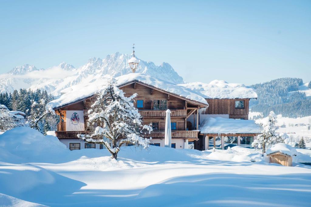 Hotel Chalets Grosslehen Fieberbrunn, Austria