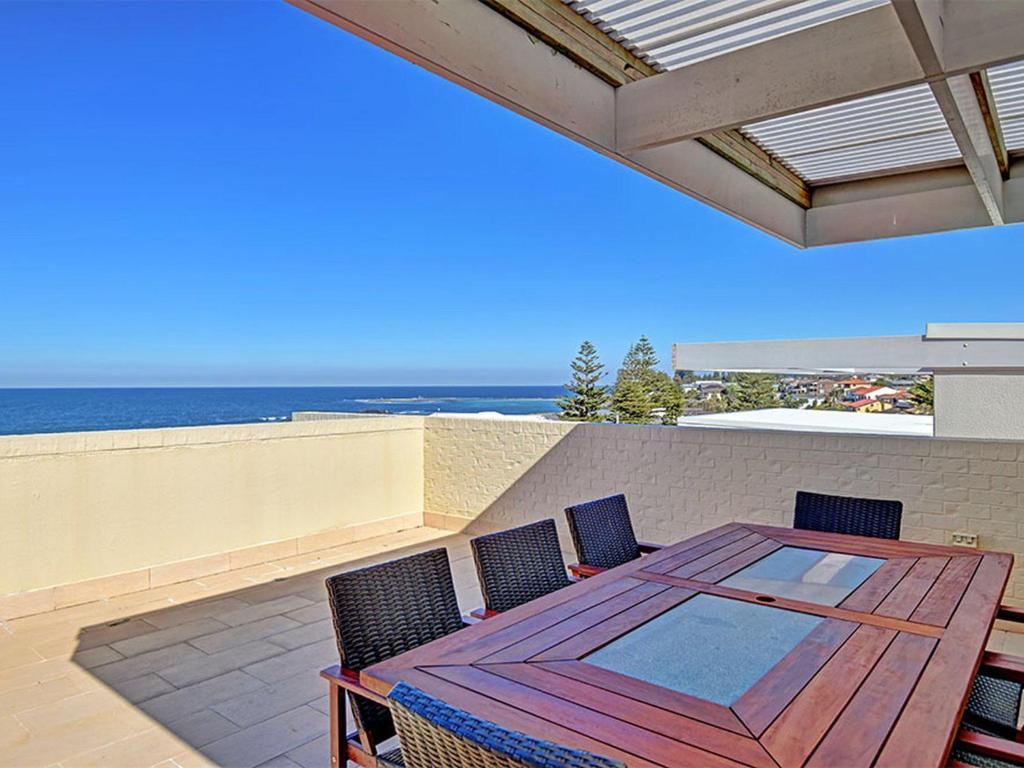 A balcony or terrace at Aqua Viva 2