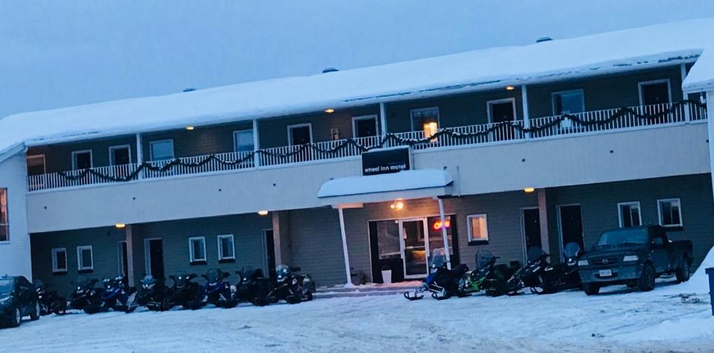 Wheel Inn Motel
