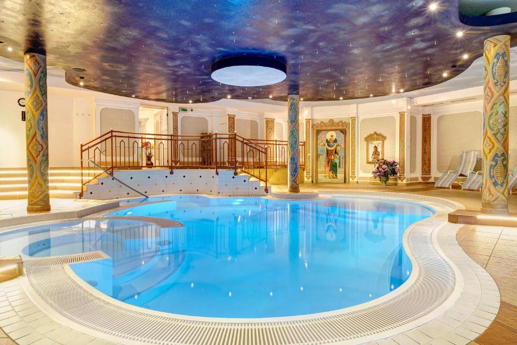 Hotel Glockenstuhl Gerlos, Austria