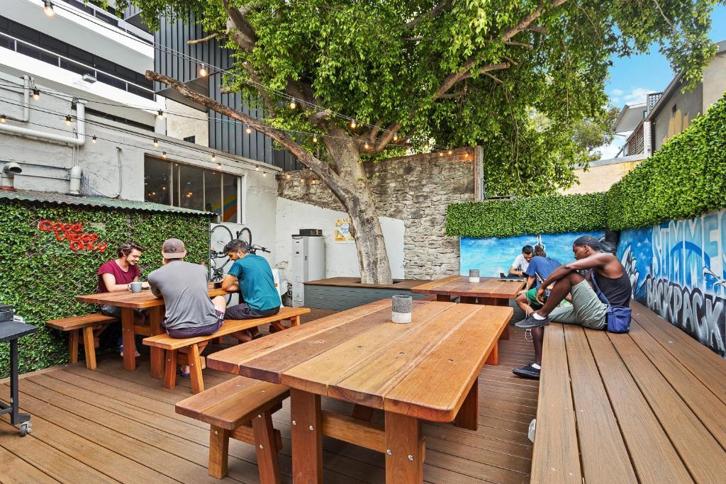 Summer House Kings Cross, Sydney tesisinde konaklayan konuklar