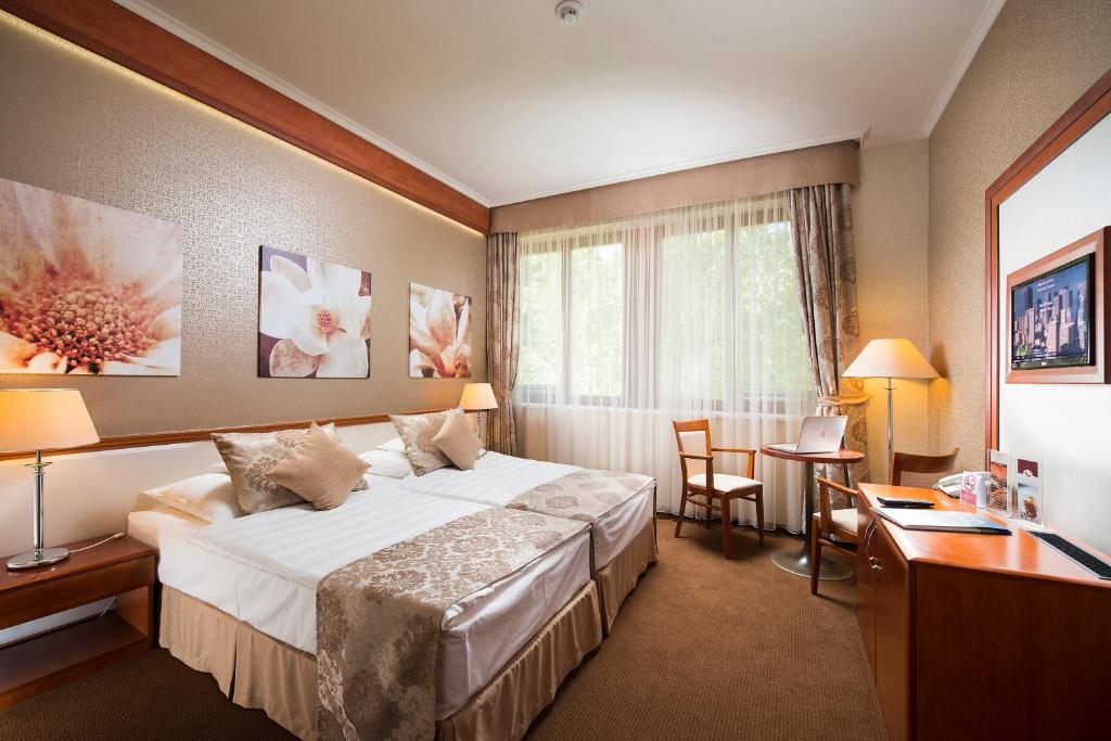 Aventinus Hotel Nyiregyhaza, Hungary