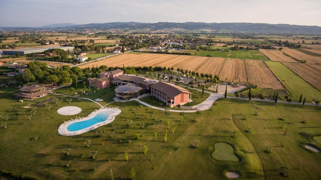 Valle di Assisi Hotel & Spa Assisi, Italy