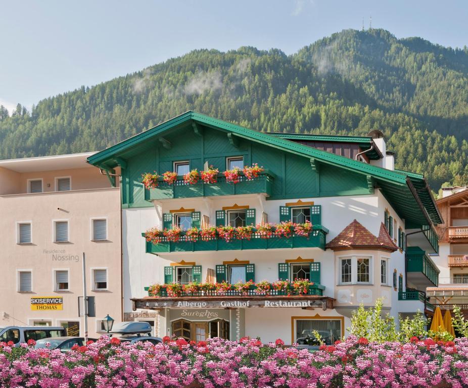 Hotel Sureghes Ortisei, Italy