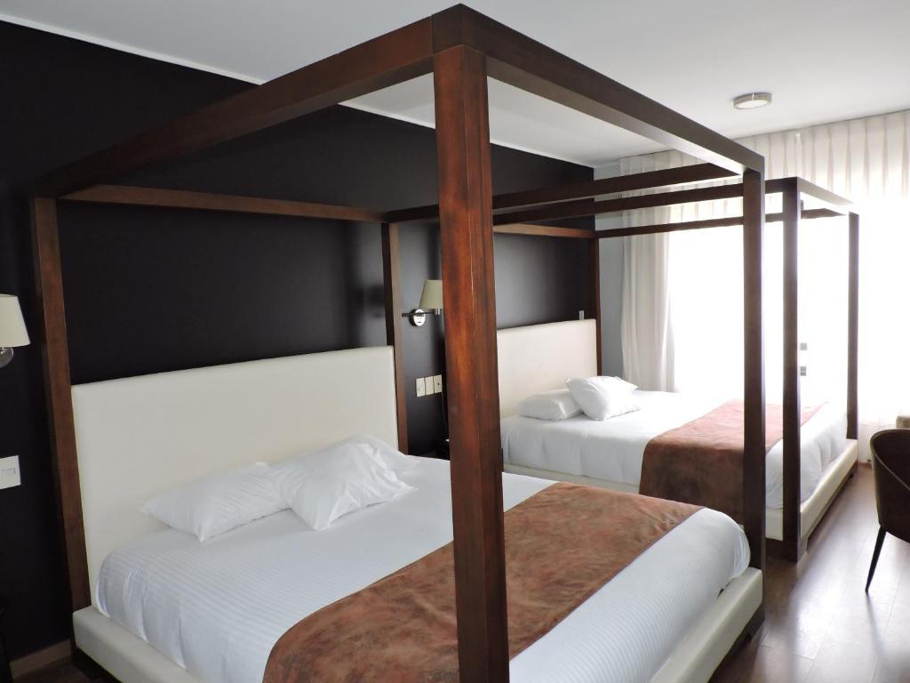 Litera o literas de una habitación en Regency Park Hotel + Spa