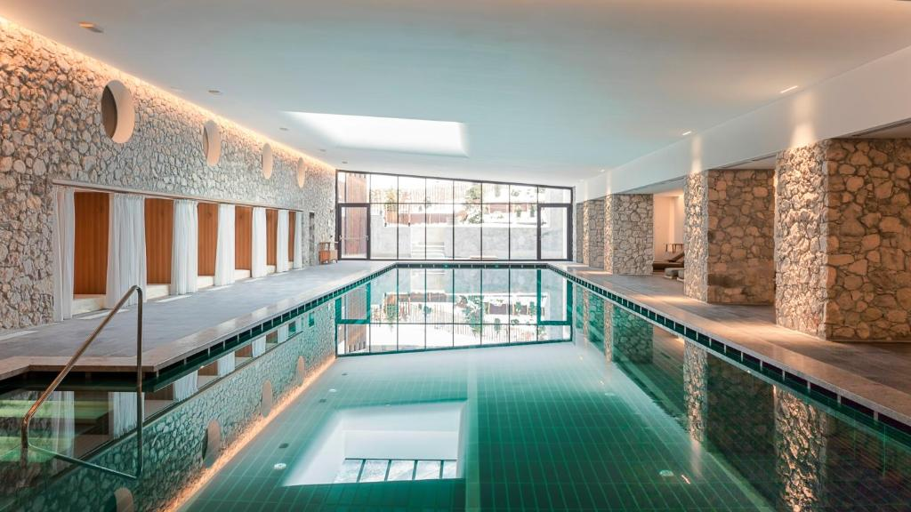 The swimming pool at or near Faloria Mountain Spa Resort