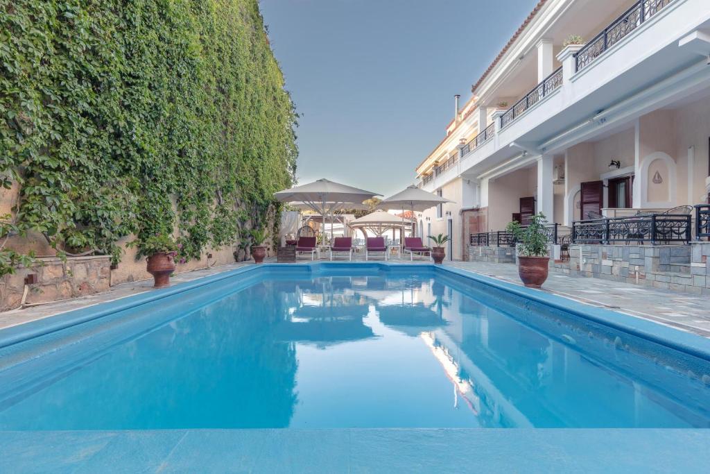 Πισίνα στο ή κοντά στο Aktaion Beach Boutique Hotel