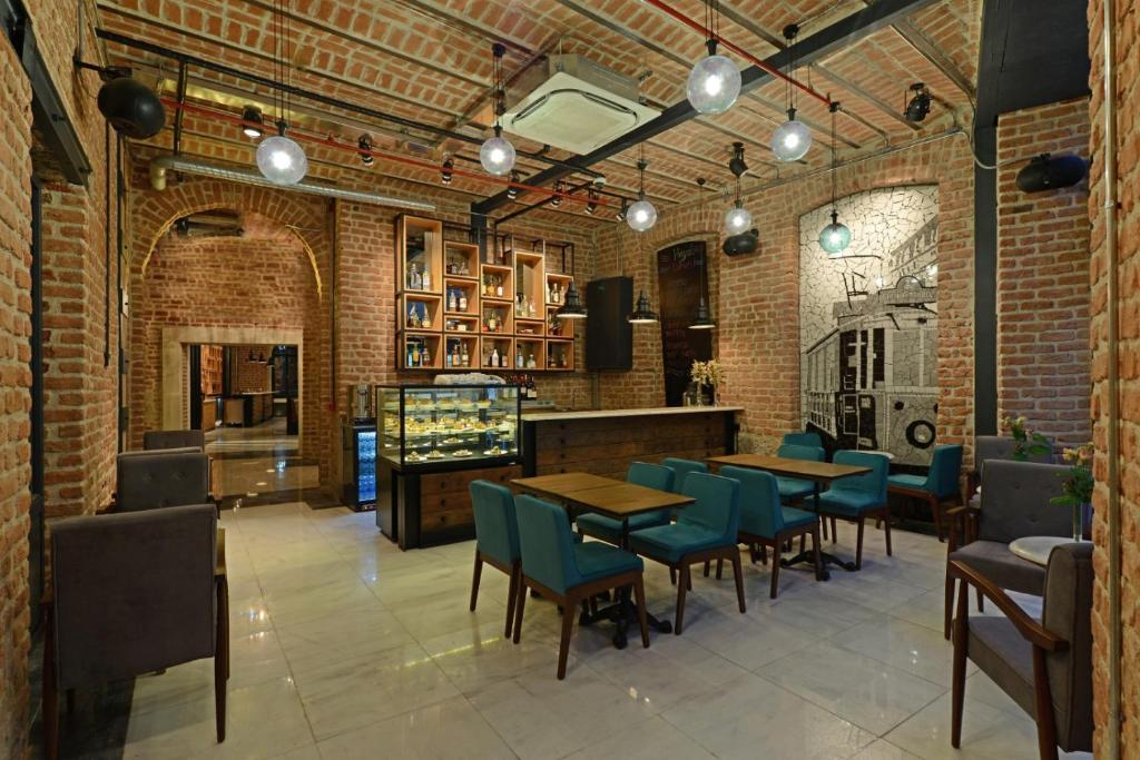 Een restaurant of ander eetgelegenheid bij Régie Ottoman Istanbul - Special Category