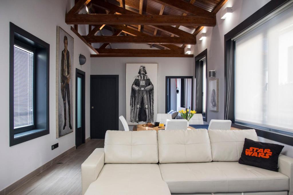 Star Wars Apartment