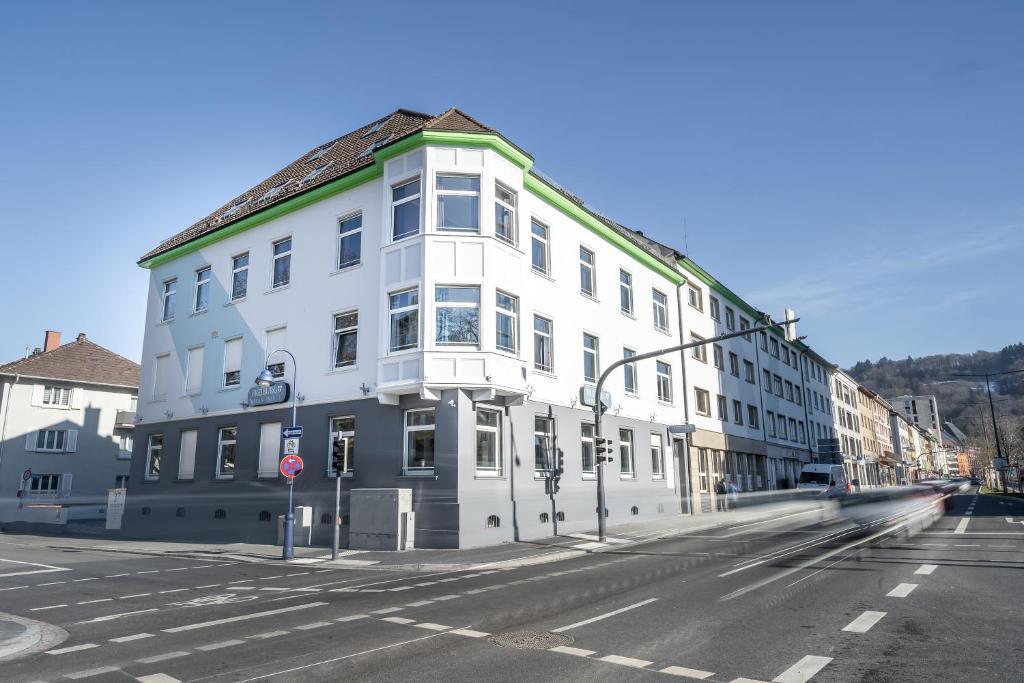 Freiburg Apartments Friedrichring