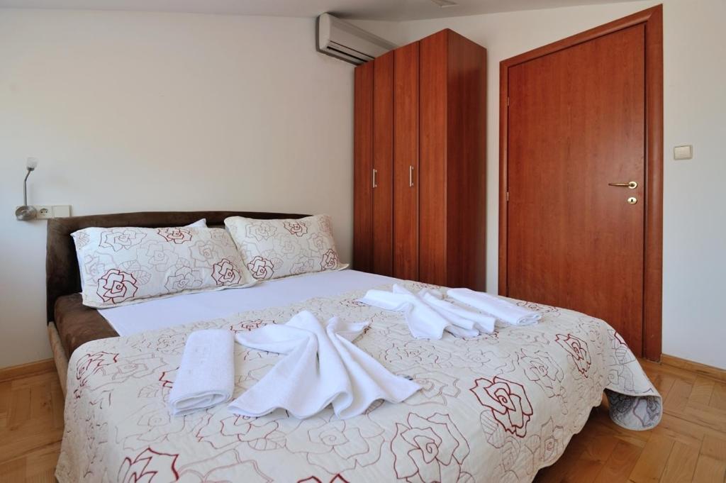 Krevet ili kreveti u jedinici u objektu Motel Deny Mostar