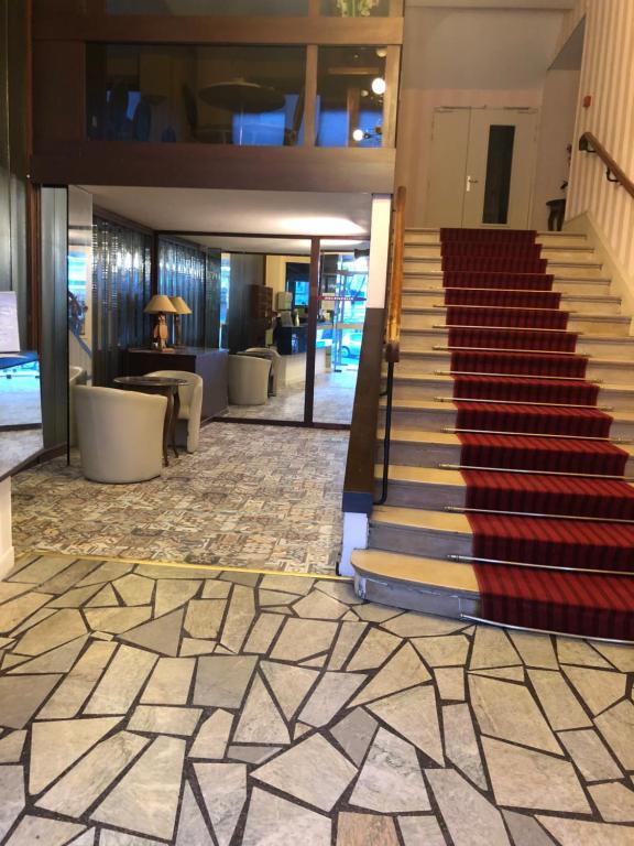 Hotel de Paris Chatel-Guyon, France